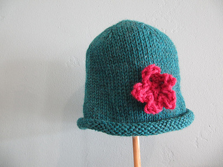 3d21a53a683 Ravelry  Basic Magic Loop Hat pattern by Helena Bristow