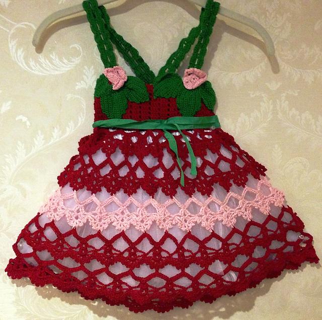 Ravelry: Baby Dress \