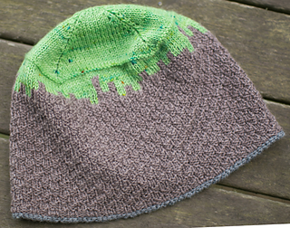 bd8bd44eaf9 Ravelry  minecraft-inspired dirt block beanie pattern by handmade by SMINÉ