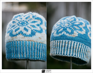 b0928ab748a Ravelry  Winterspring I pattern by handmade by SMINÉ