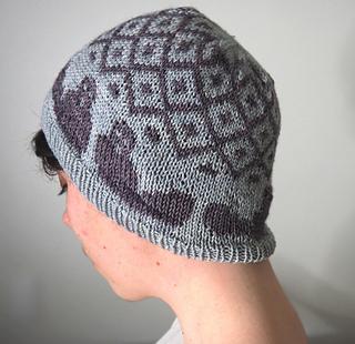 Ravelry  Beaver Hat pattern by Solène Le Roux 5c408648d38