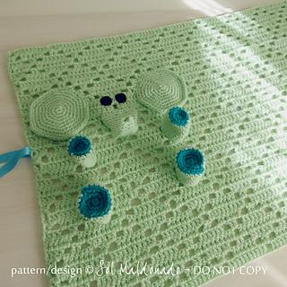 Ravelry Elephant Baby Blanket Security Blanket Amp Toy