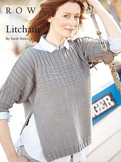 Ravelry Litcham Pattern By Sarah Hatton