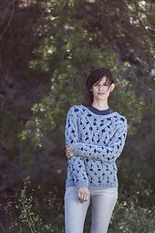 Labyrinth_sweater_crochet_pattern_small_best_fit