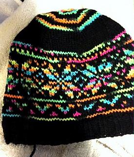 Ravelry  stellasknits  Basic Norwegian Star Hat b82af181f44