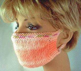 4935aaf6b Surgical Mask pattern by Vicki Mann