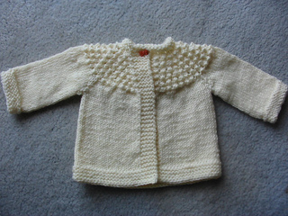 20ff6dd09 Ravelry  7 Hour Toddler Girl s Sweater pattern by Suzetta Williams