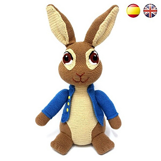Ravelry peter rabbit pattern by gretel crespo maxwellsz