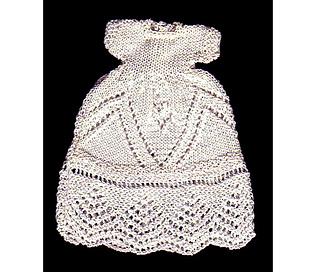 Eyelet Heart Knitting Pattern : Ravelry: Heart & Eyelet Gown for 2.25