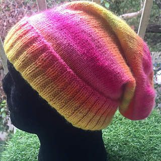 Ravelry  sukrita s Sockhead Slouch Hat e842ca5d53e