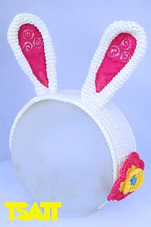 ravelry bunny ears pattern by jennifer ramirez