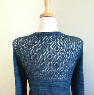 Ravelry: Sara Lace Cardigan pattern by Vera Sanon