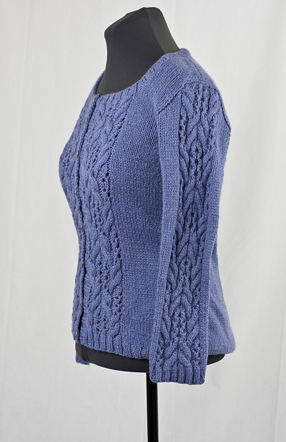 Craft Passions: Everyday Cardigan..# free #knitting ...