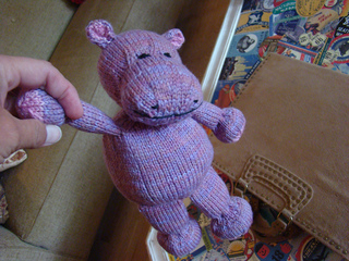 Hippo pattern by Susan B  Anderson - Ravelry