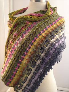 Traverse pattern by Susan Dingle