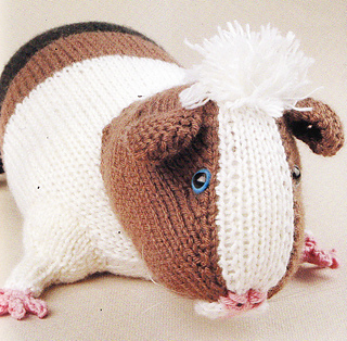 Ravelry: Guinea Pig pattern by Susie Johns