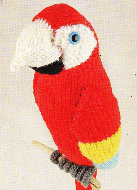 Ravelry Knitted Pets Patterns