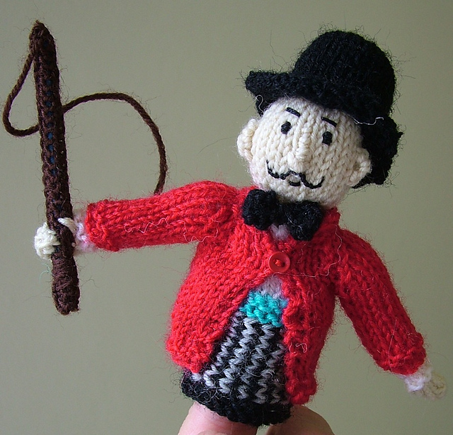 Ravelry Russell Ringmaster Pattern By Susie Johns