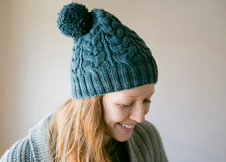 07d8e7ea Ravelry: Glendale Hat pattern by Stacey McCrea Warner