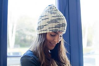 Ravelry  Polaris Hat pattern by Michele Rose Orne cd406eb9141