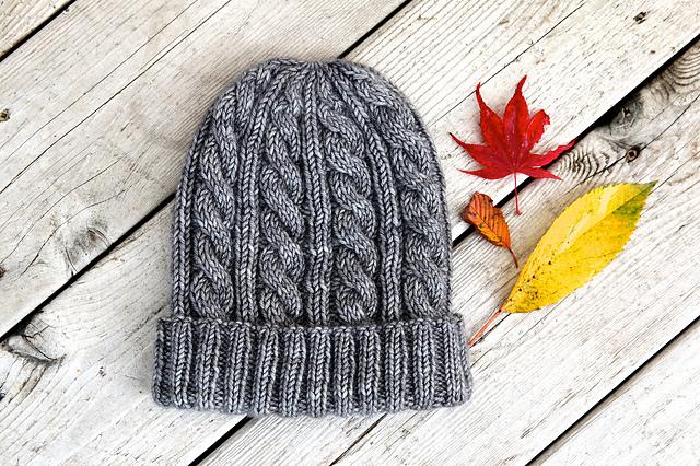ea300a17069 Ravelry  Jason s Cashmere Hat pattern by Melissa Thomson