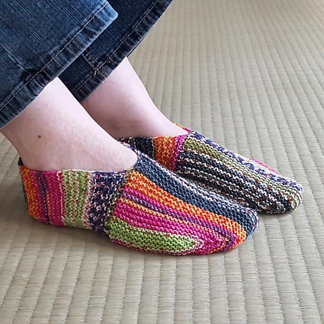 Free Slipper Knitting Patterns Images Knitting Patterns Free Download