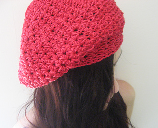 Ravelry: Marguerite Beret pattern by Tammy Bailey