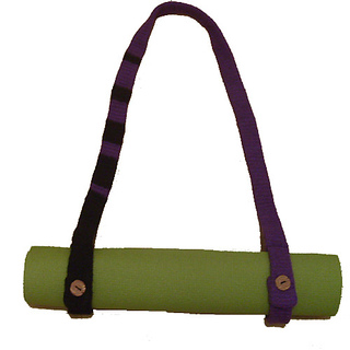 lululemon yoga mat strap instructions