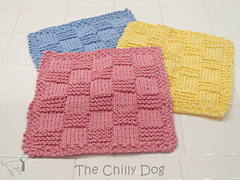 Checkered-knit-washcloth-set_small