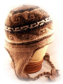 765c3d438 Ravelry: Ear Flap Hat - South American Chullo pattern by Pat Hodd