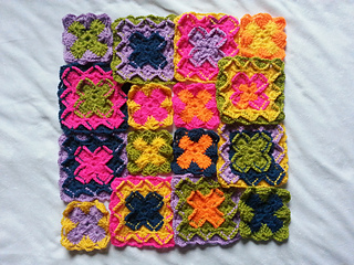 Ravelry Bavarian Crochet Squares Pattern By The Creative Hook