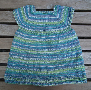 c67993ca8563 Ravelry  Starting Out Baby Dress pattern by marianna mel