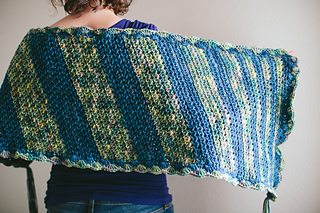 Ravelry Prayer Shawl Pattern By The Firefly Hook
