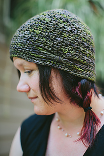 Ravelry  Chemo Caps Dove   Peacock pattern by The Firefly Hook 17bf583b211