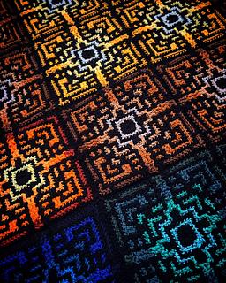 Ravelry Medina Mosaic Tiles Pattern By Mark Roseboom