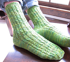 Ravelry beansprouts pattern by mercedes tarasovich for Mercedes benz socks