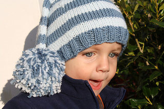 0580b94933f9d Ravelry  Stocking Hat pattern by Jessica Zoz