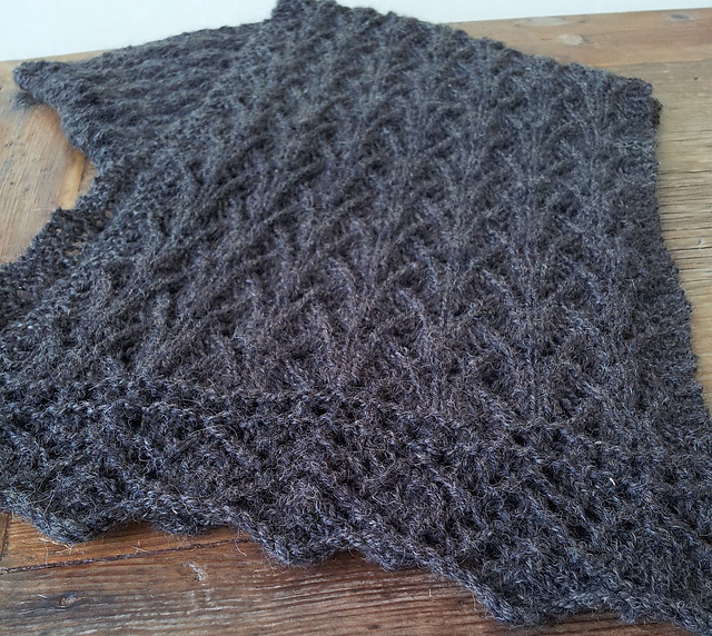 Ravelry: Weathered Gothic pattern by Cath Ward