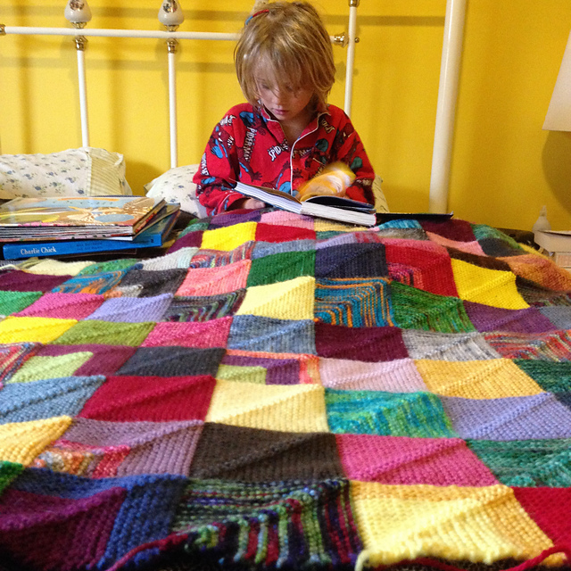 Ravelry: memory blanket pattern by Georgie Nicolson : knitted quilts - Adamdwight.com