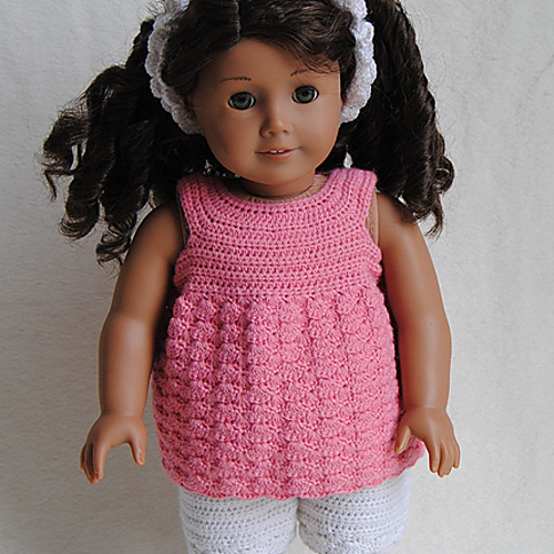 Ravelry: American Girl Doll Clothes 34 pattern by Susanne Fågelberg