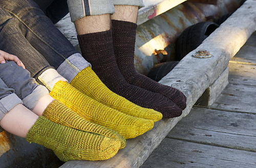 Rye by Tin Can Knits