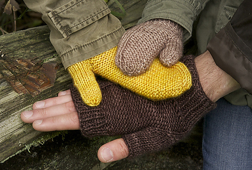 Maize by Tin Can Knits
