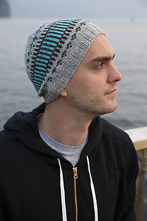 582ea0cf17d Ravelry  Clayoquot Toque pattern by tincanknits