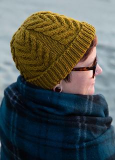 b45ce723fa7 Ravelry  Antler Hat pattern by tincanknits