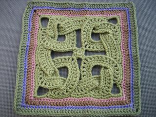 Ravelry Celtic Knots Pattern By Melody Griffiths