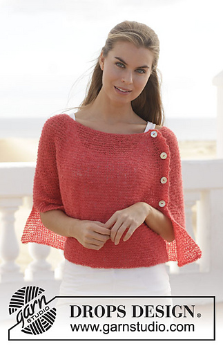 Ravelry 154 4 First Date Pattern By Drops Design