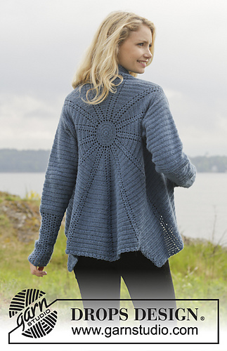 Ravelry 158 10 Winter Solstice Pattern By Drops Design