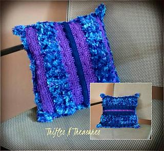 Teen Dreams Pillow pattern by Tera Kulling