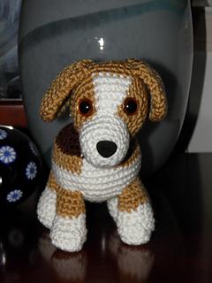 Ravelry Lily Baby Beagle Amigurumi Stuffed Puppy Dog