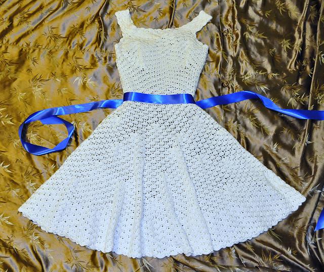 Ravelry Organdy Ribbon Dress Pattern By Mccall Pattern Company